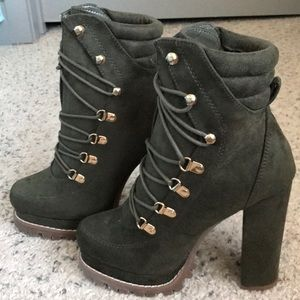 Brand New Liliana Monclair Ankle Boots